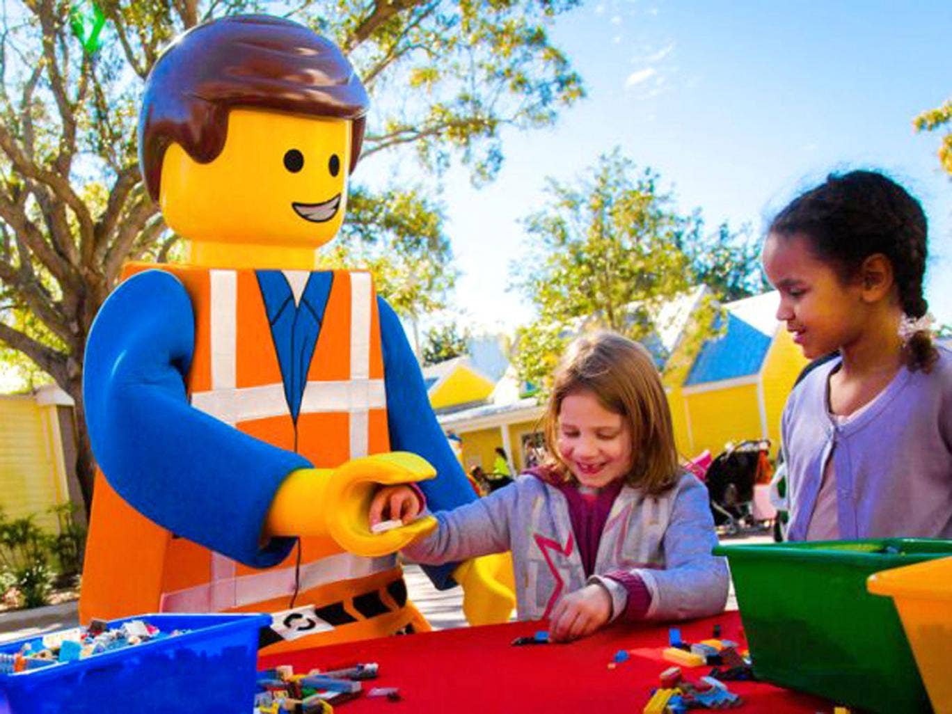 Next weekend, the stars of The Lego Movie will be dropping in to Legoland Windsor Resort to open the 2014 season