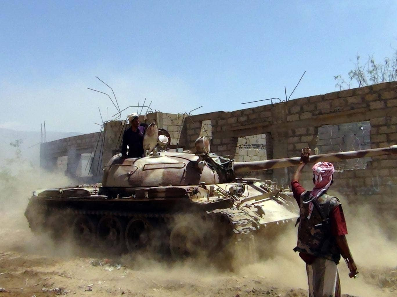 Yemen is racked by lawlessness and violence