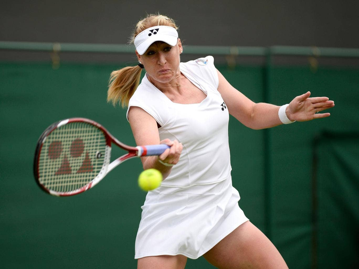 Elena Baltacha, who runs a tennis academy in Ipswich, already had a chronic liver condition