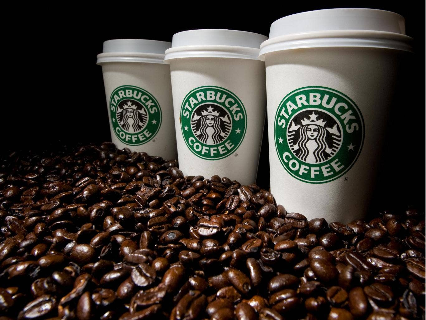 Customers can get their caffeine fix on the move