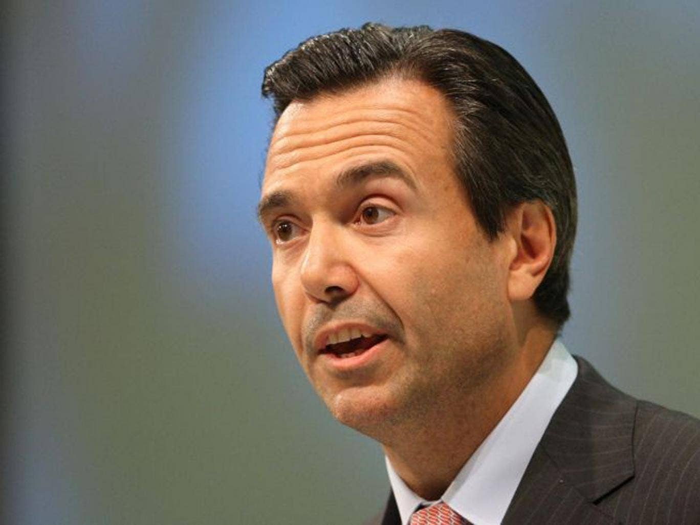 Antonio Horta-Osorio contends that Lloyds is not too mighty and its bonus culture makes sense