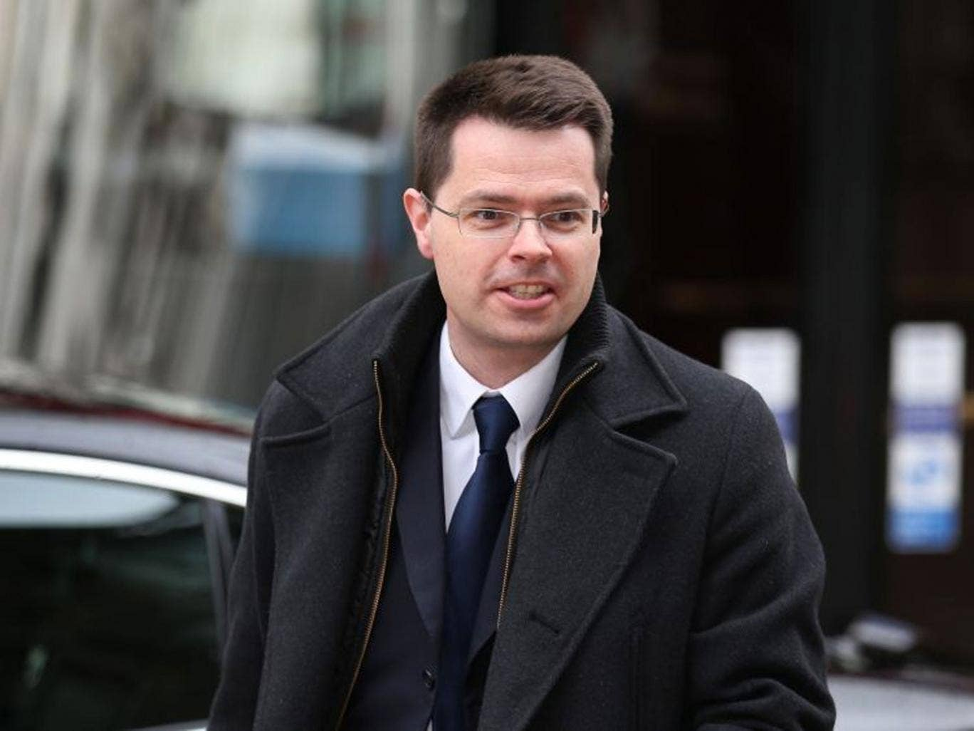 Brokenshire's first speech has not been well received