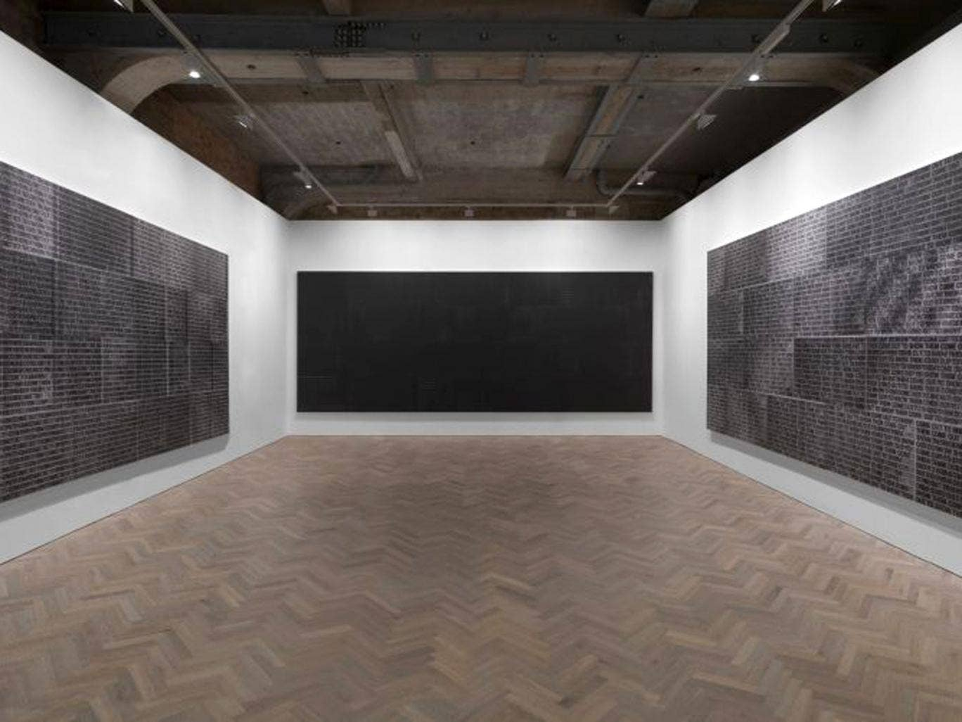 Corridors of power: 'Come Out' by Glenn Ligon