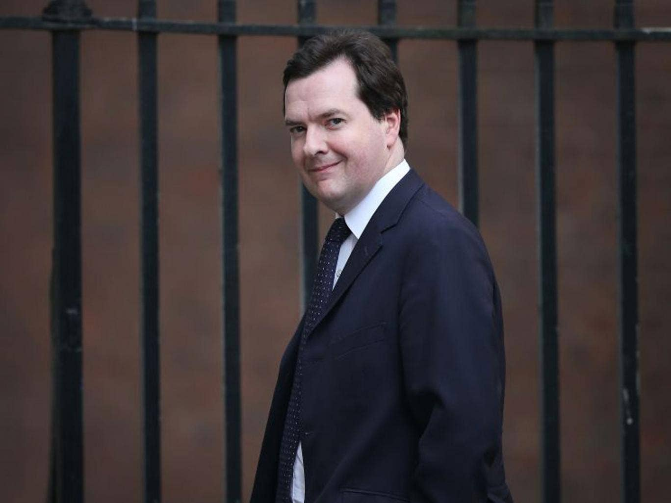 George Osborne has been criticised for raising the personal tax allowance to £10,000 a year from next month
