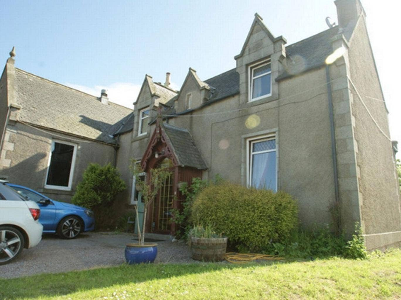 Three bedroom semi-detached house for sale in Wellington Road, Nigg, Aberdeen AB12. On with Express Estate Agency at a guide price of £225,000