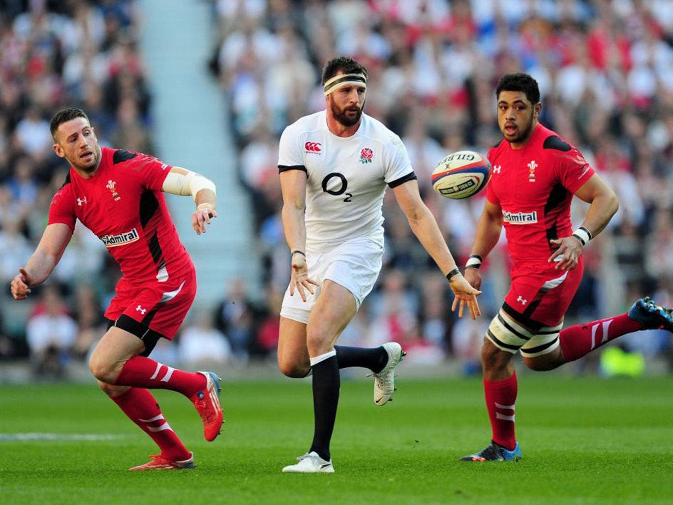 Tom Wood knows that Italy will be no pushovers in their own back yard in the Six Nations finale