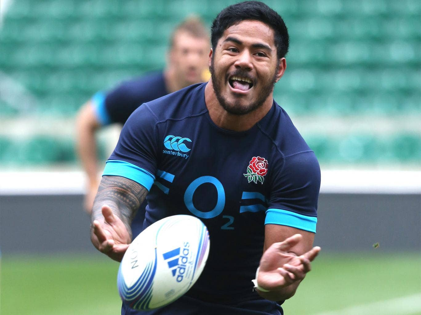 Manu Tuilagi has returned to the England squad after injury