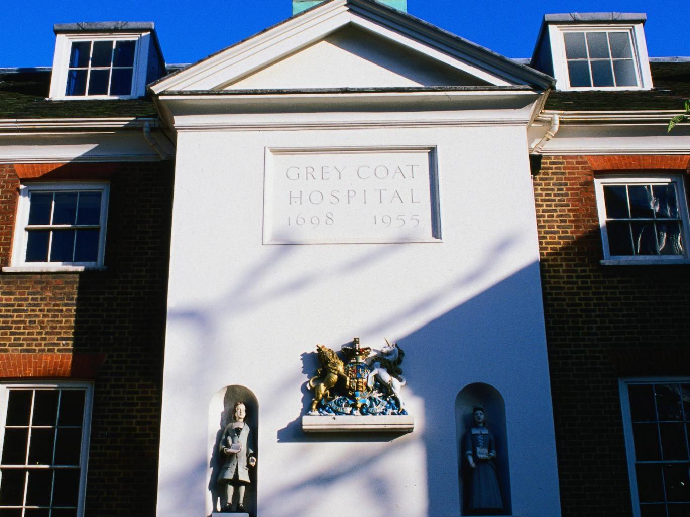 Grey Coat Hospital School in London