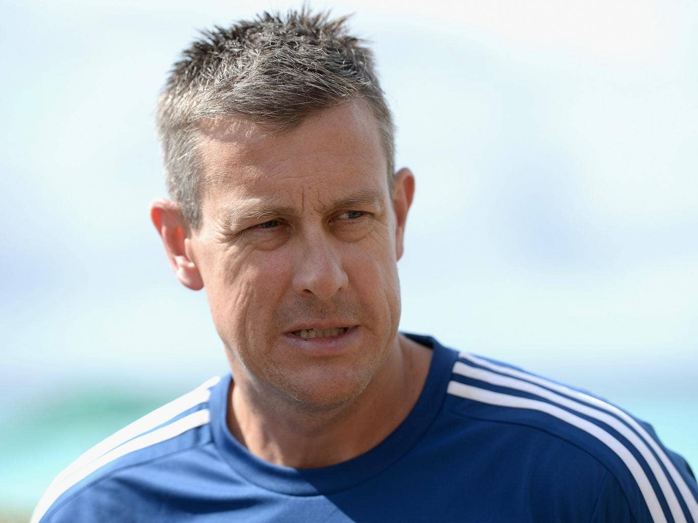 Ashley Giles admitted that England have not resolved their problem against spin in T20