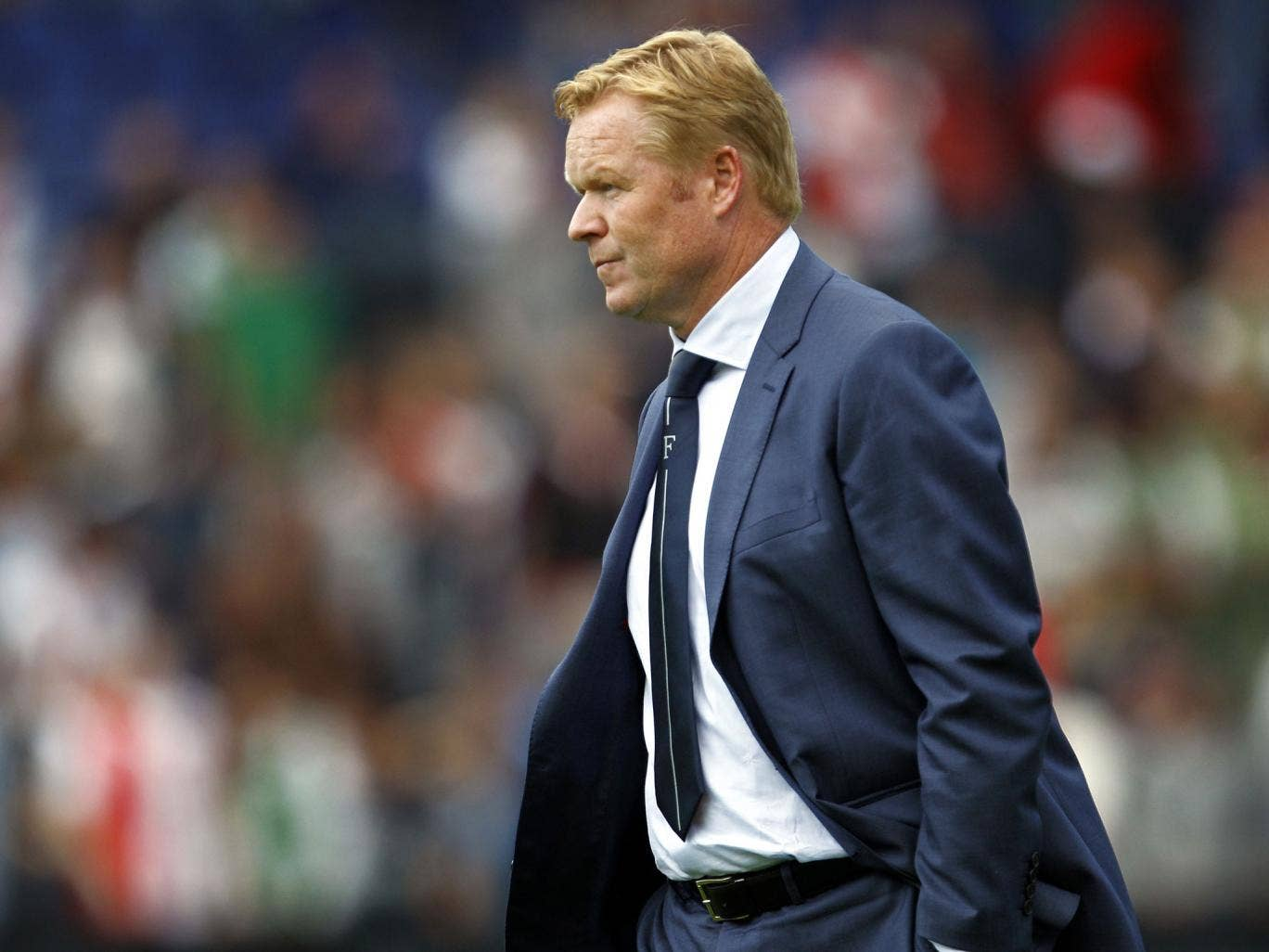 Could Ronald Koeman be in charge at the Liberty Stadium next season?