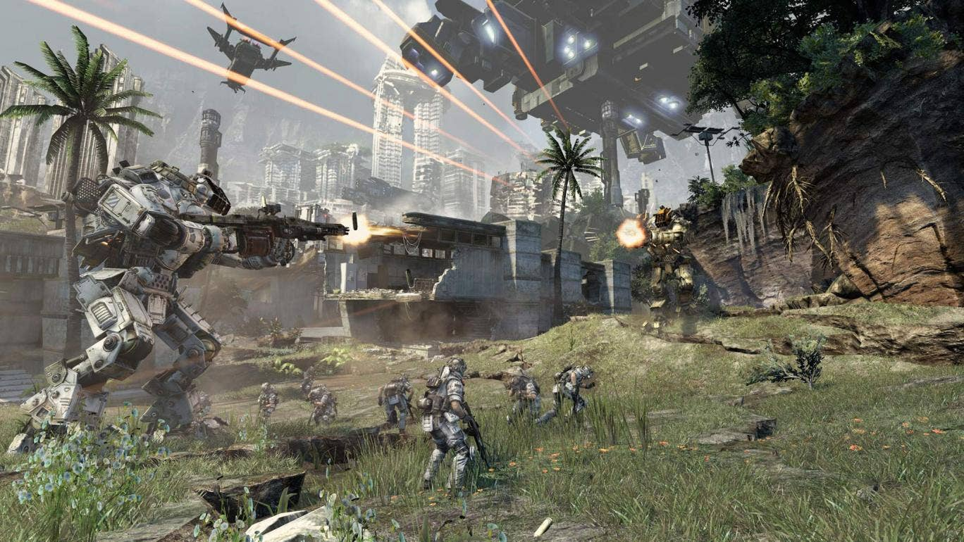 Reinvention: Titanfall is a heck of a lot of fun
