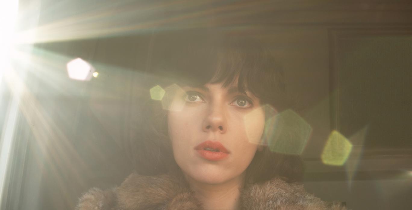 Scarlett Johansson stars as an alien in 'Under the Skin'