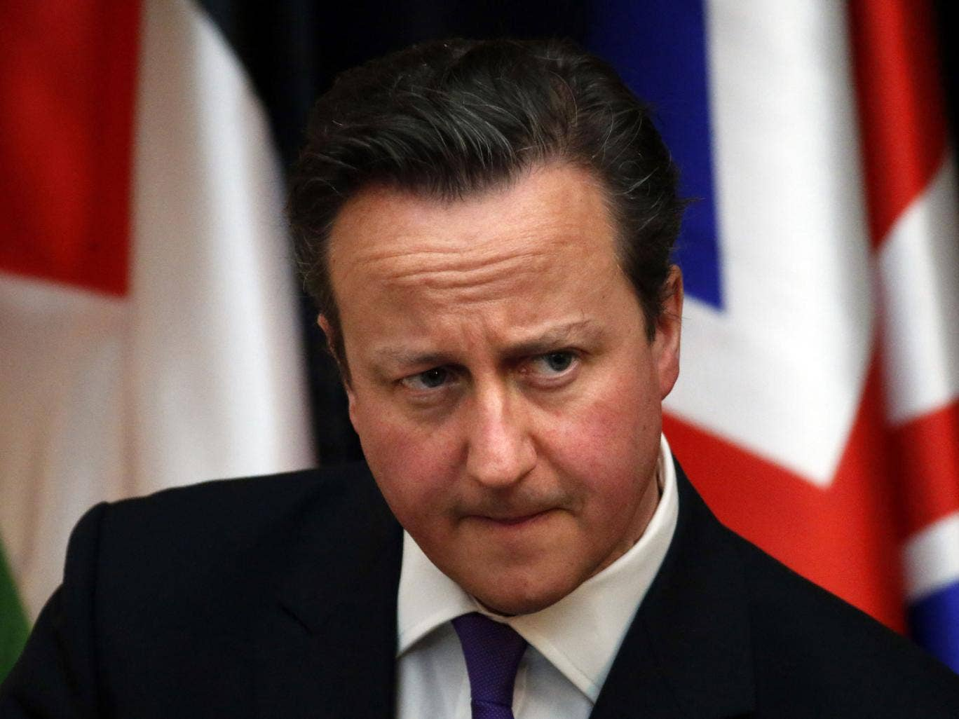 """Prime Minister David Cameron has hailed """"real progress"""" in the international response to Russia's annexation of Crimea"""