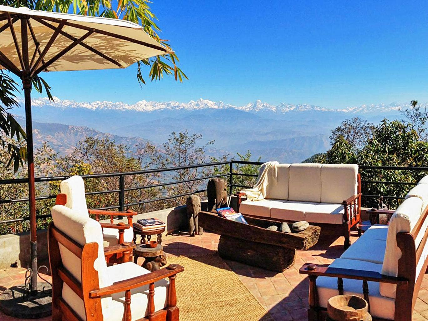 Dwarika's Resort, Nepal: In the 1950s, conservationist Dwarika Das Shrestha took over a collection of heritage houses in Kathmandu and spent 30 years turning them into a five-star hotel.