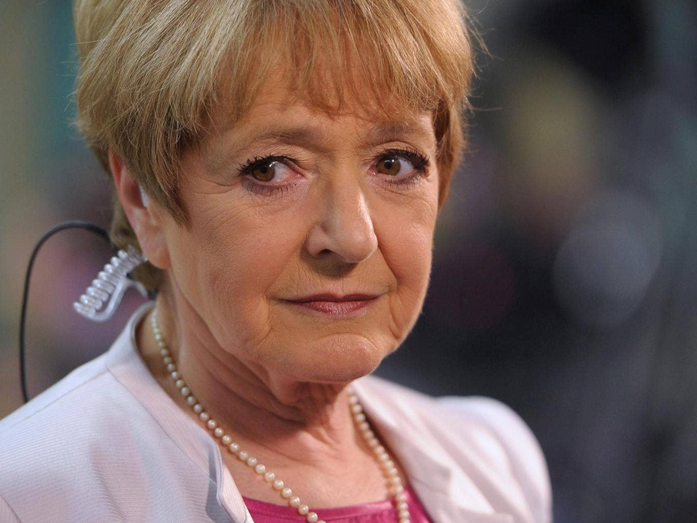 The chair of the Commons public accounts committee Margaret Hodge has hit out at the government for outsourcing contracts to private companies