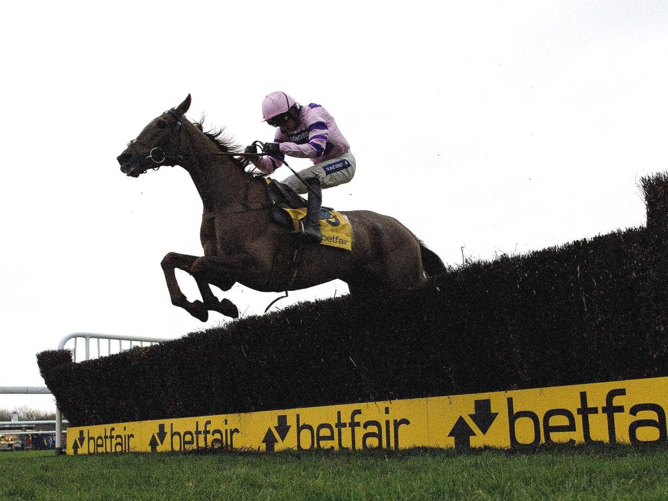 Silviniaco Conti belongs at the top table