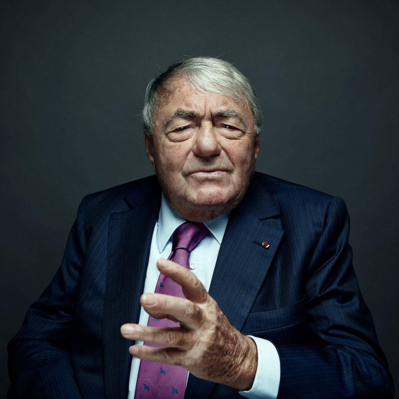 Lanzmann is best known for his documentary Shoah and has returned to one of his interviewees - a Rabbi accused of collaboration with the Nazis
