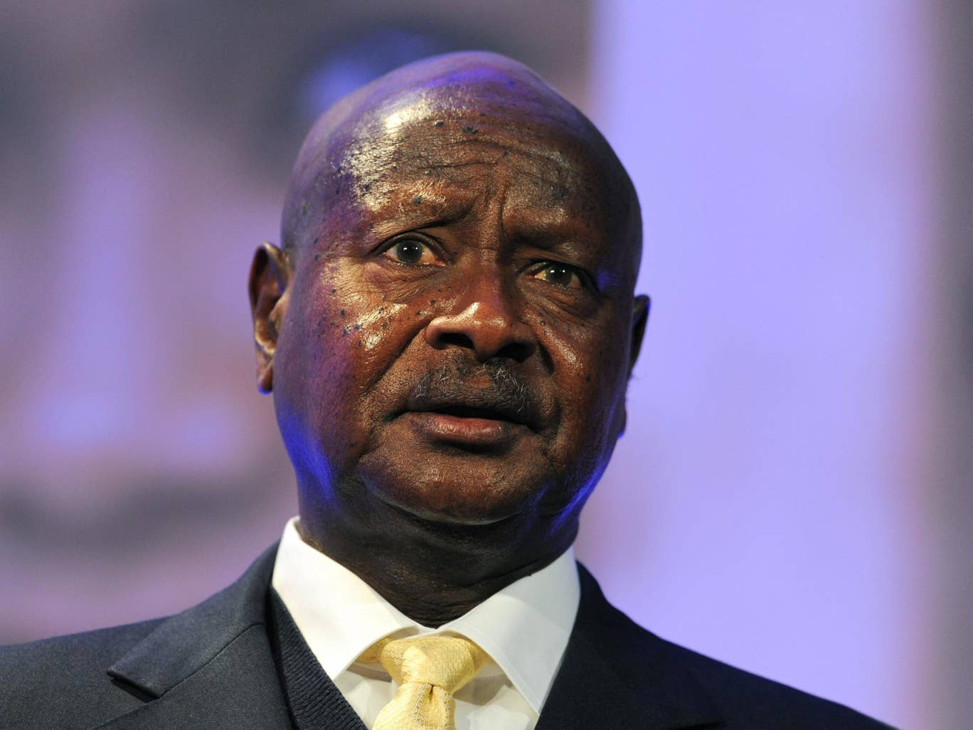 Ugandan President Yoweri Museveni signed the anti-gay bill in February
