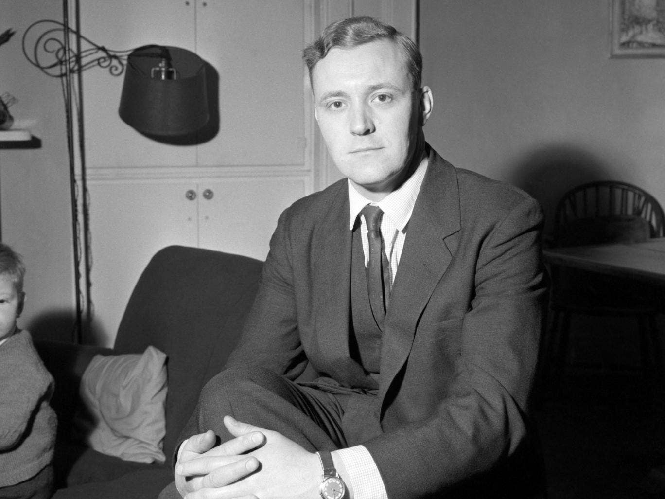 Tony Benn in 1961. He insisted that Parliament was the pinnacle of democracy