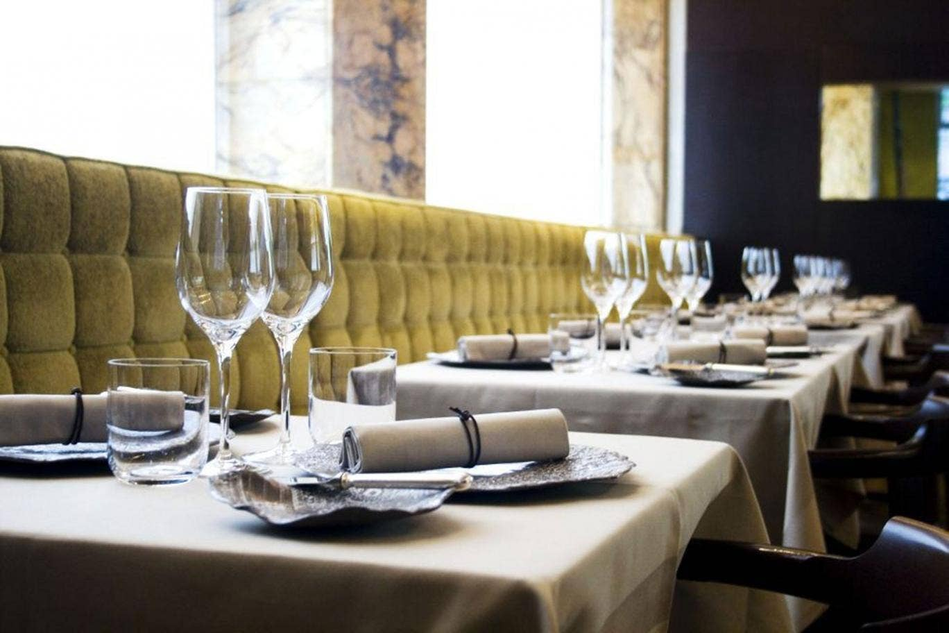 London's Club Gascon is offering four courses for £32.50 per person