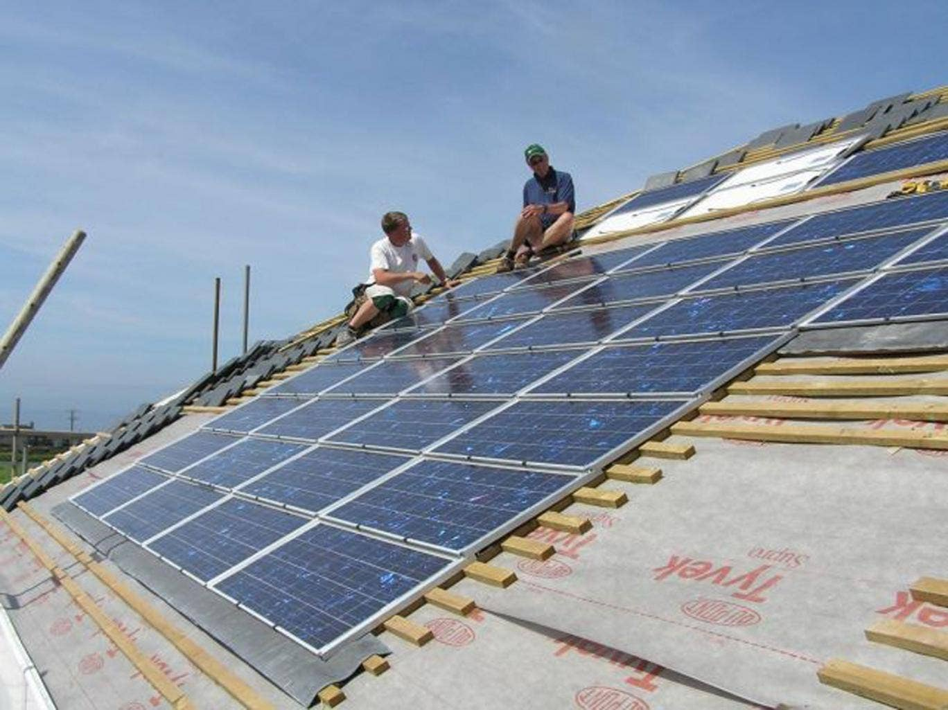 Plymouth residents are being encouraged to buy shares in community energy projects