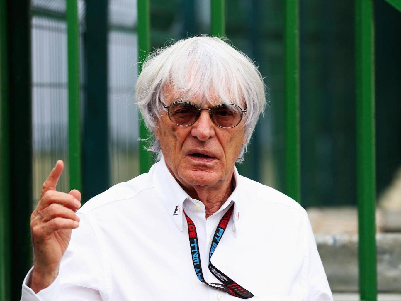 Bernie Ecclestone said next year's Russian Grand Prix will be held at night over a holiday period