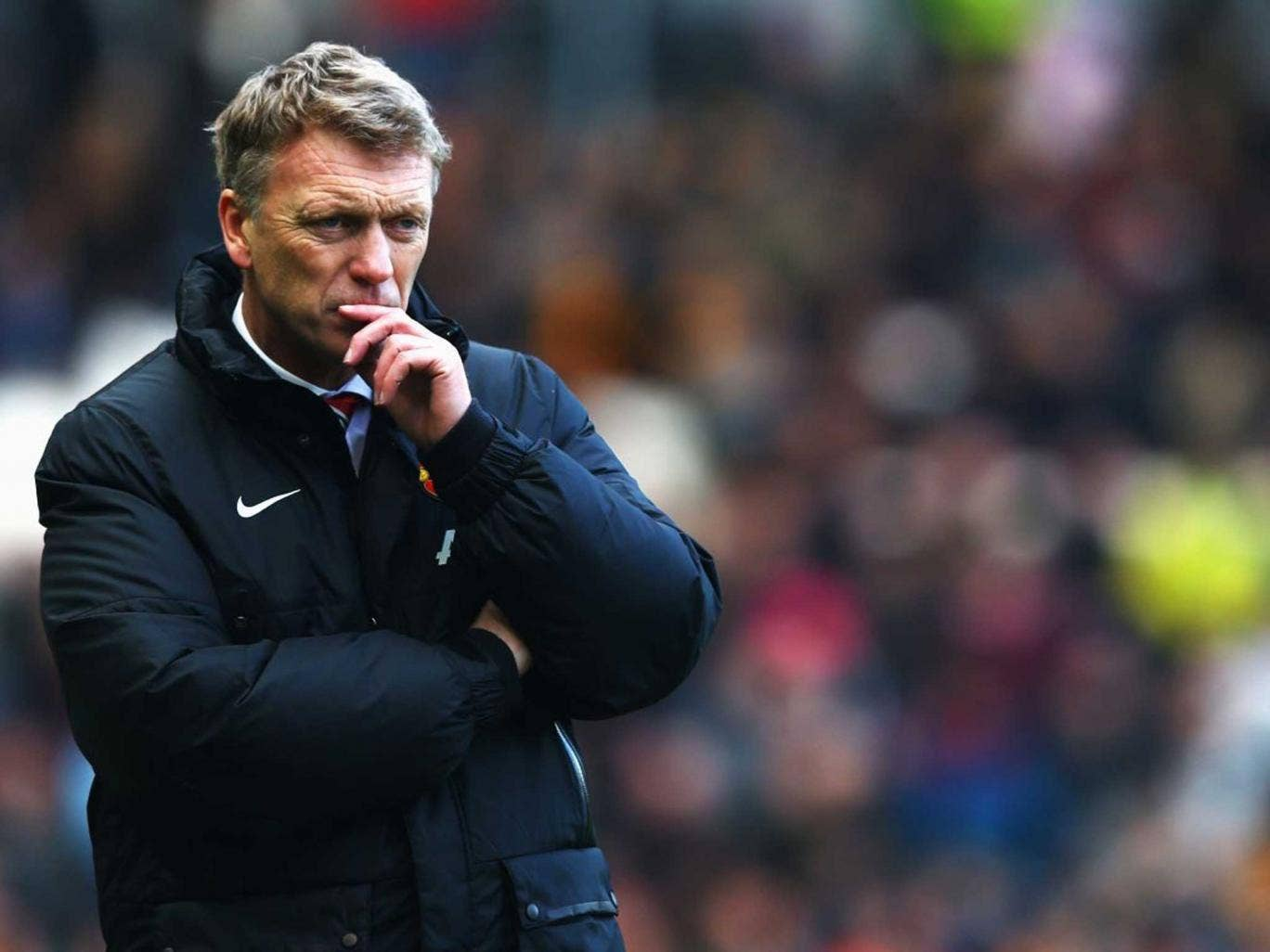 Moyes concedes he needs a win and he needs it now