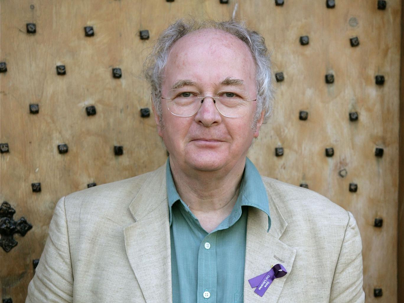 Philip Pullman, author