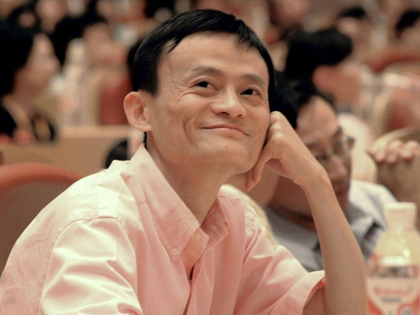 Jack Ma founded Alibaba in 1999 with a website offering 22 items. It now accounts for 70 per cent of all packages delivered in China