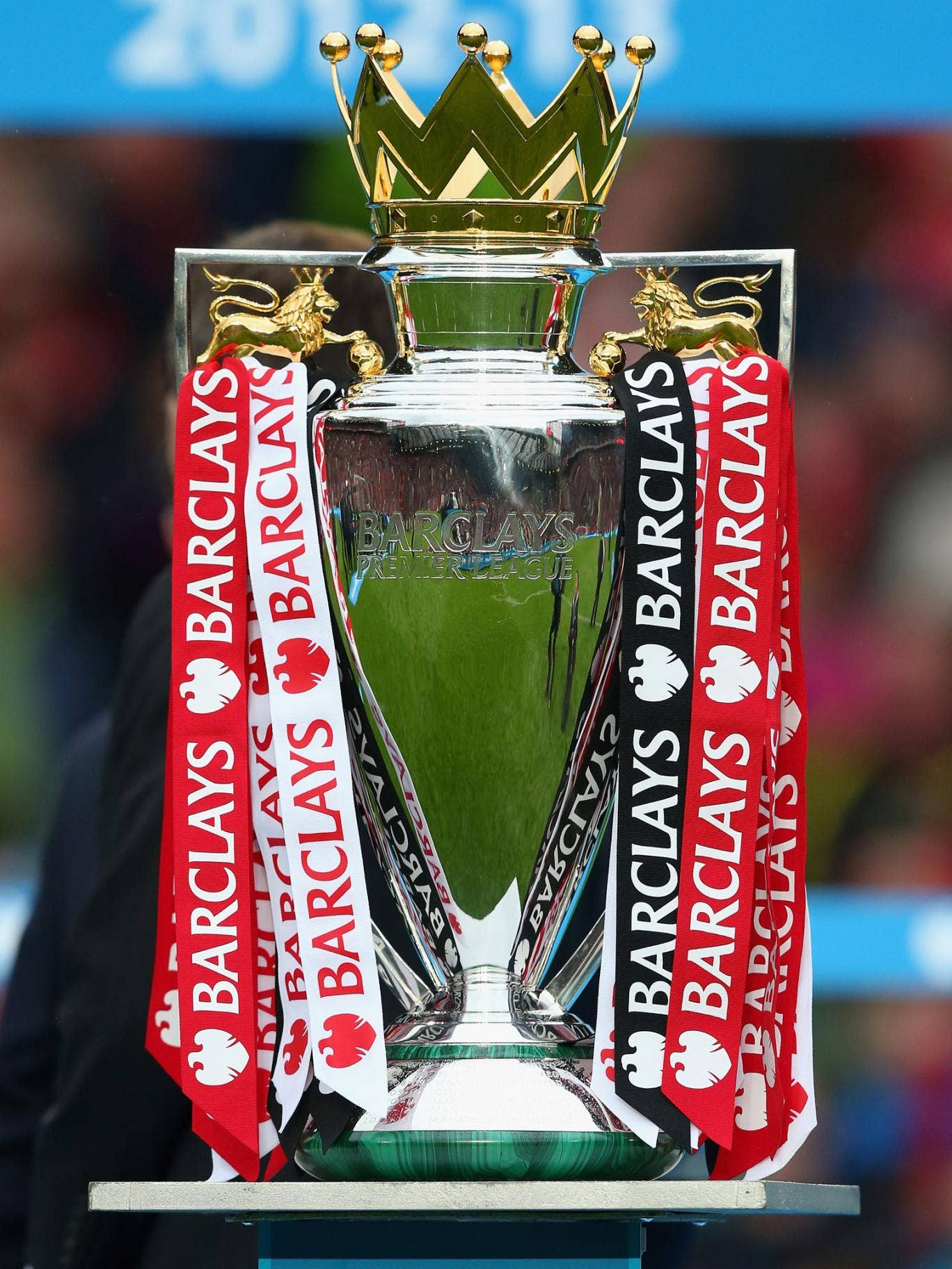 Can statistics determine the destiny of the Premier League trophy?