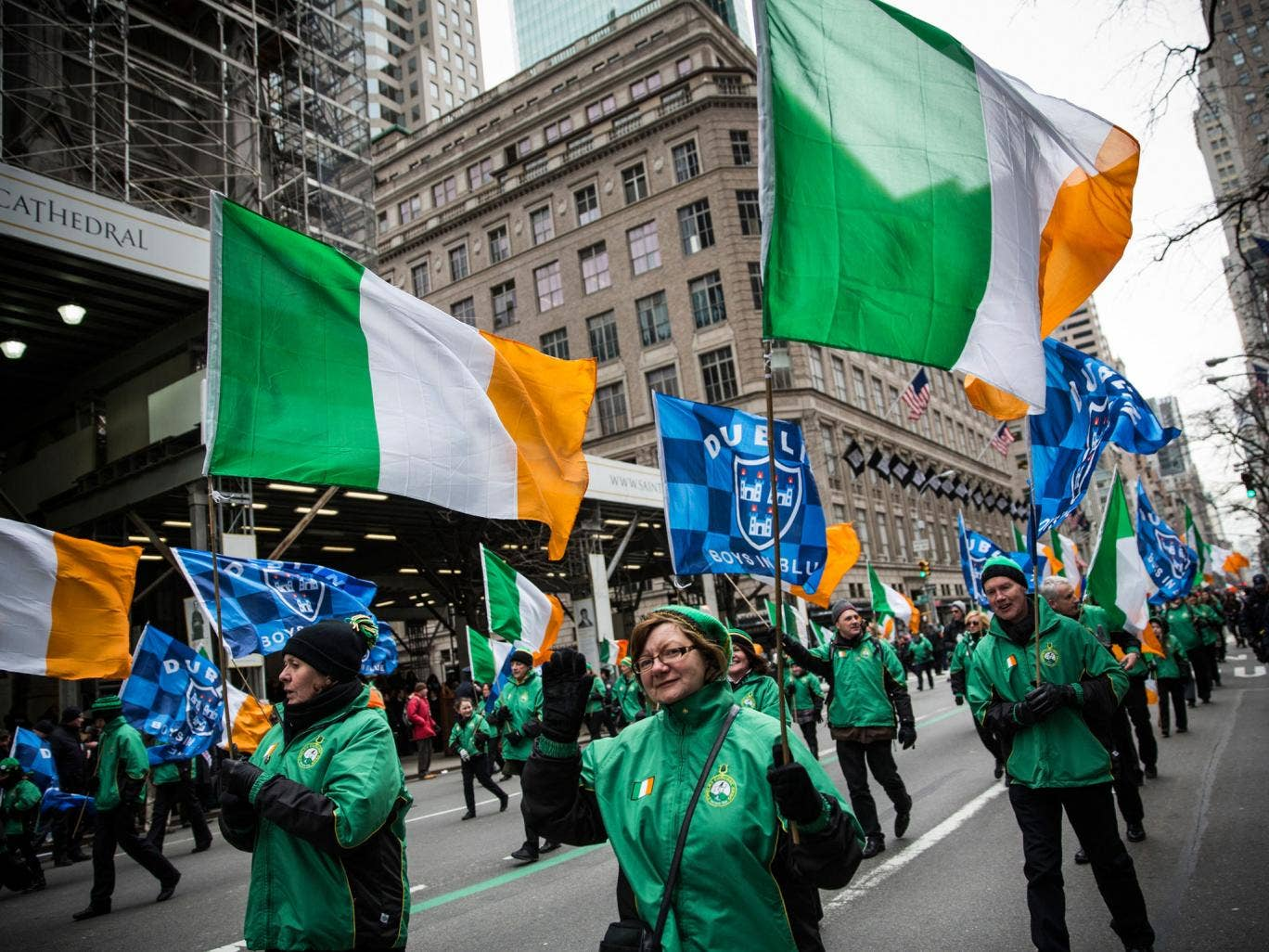 Guinness, normally a generous sponsor of the annual march, has withdrawn its support for the event