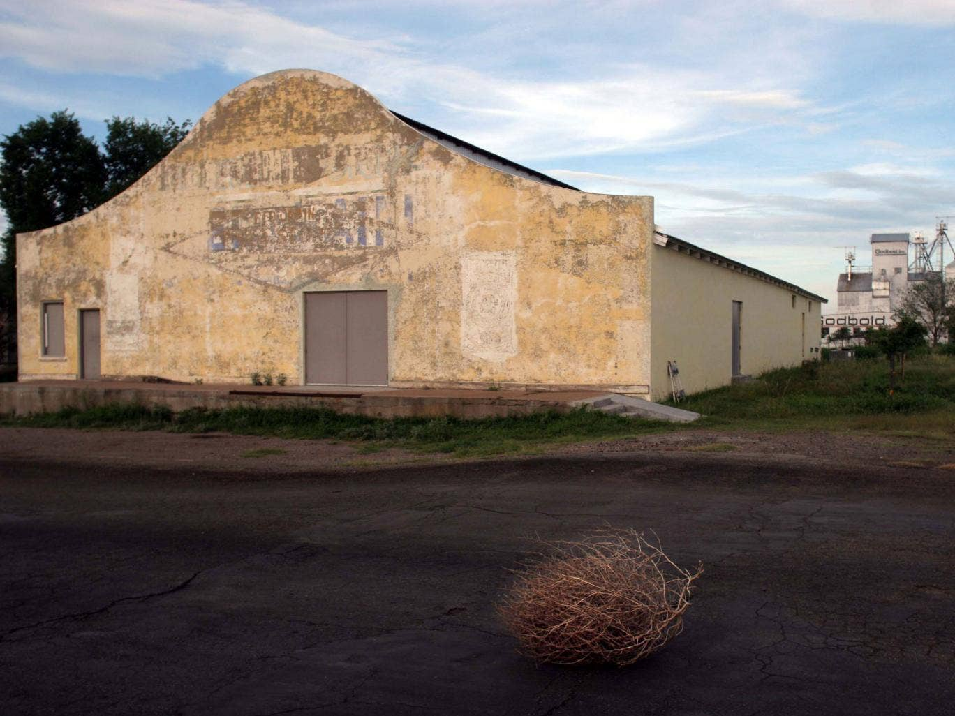 In the never-ending battle against the unrelenting, unforgiving force that is nature, mankind has a new and frightening enemy: Tumbleweed.