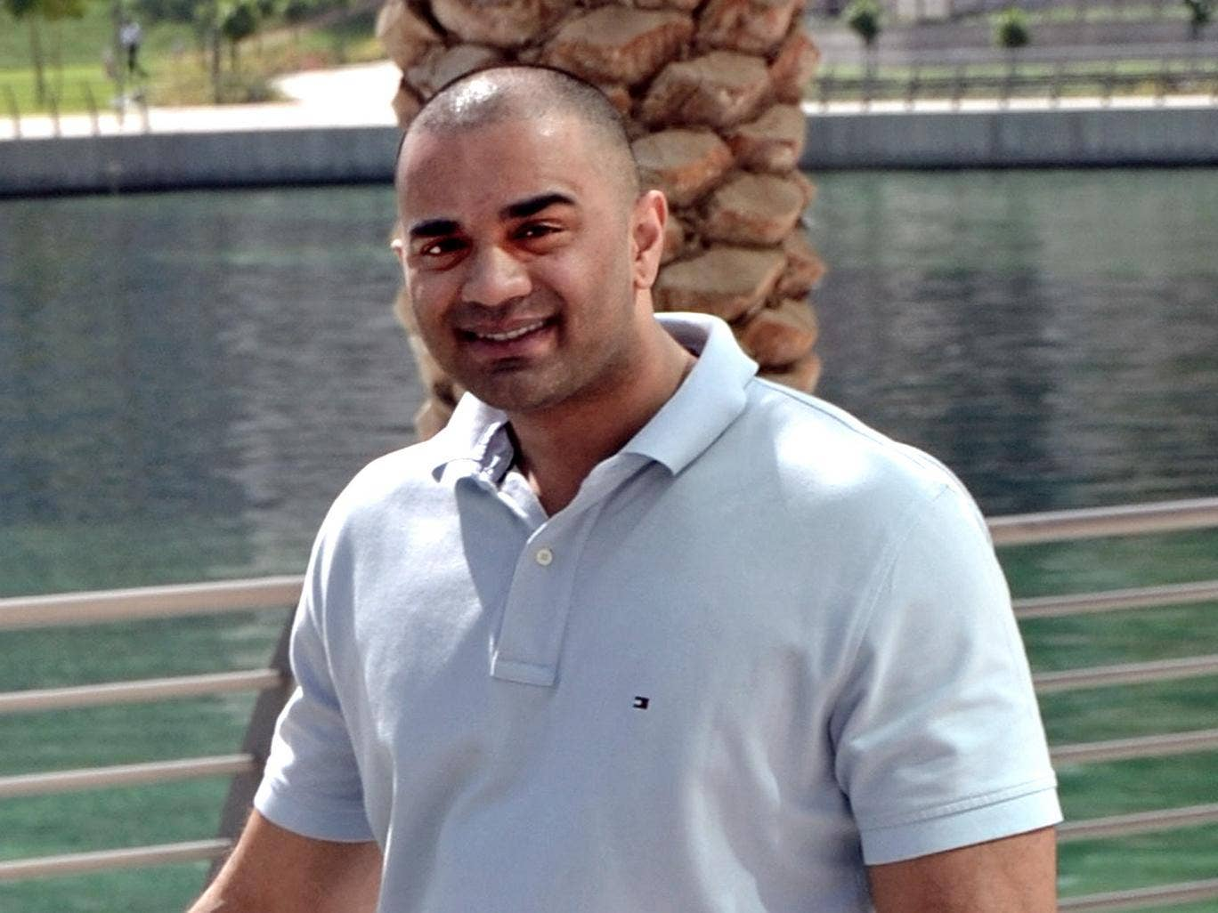 32-year-old Hasnain Ali was allegedly tortured by authorities in Dubai