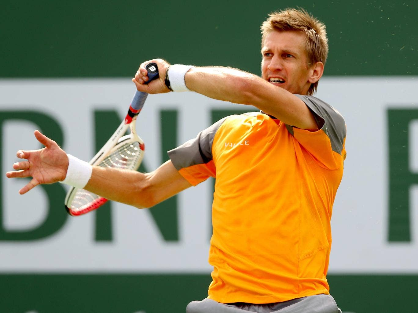 Jarkko Nieminen defeated Bernard Tomic in just 28 minutes and 20 seconds to record the fastest ever win on the ATP Tour