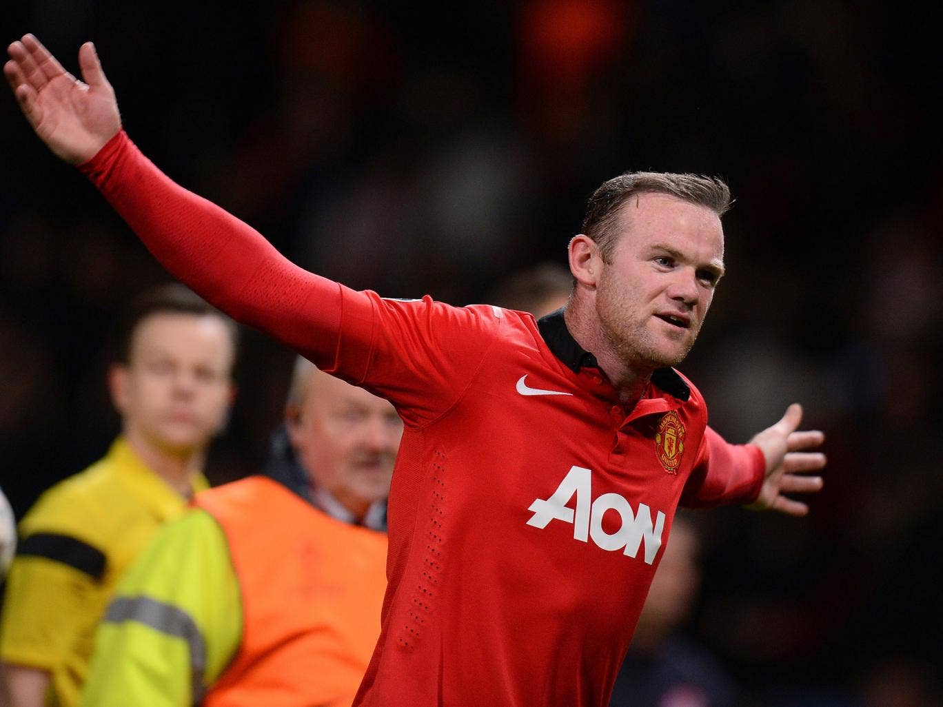 Wayne Rooney believes Manchester United are capable of winning this season's Champions League