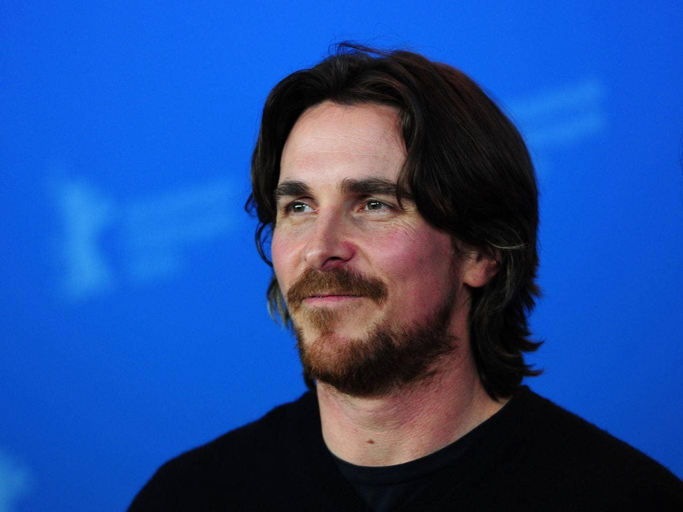 Christian Bale bears a striking resemblance to the late Apple creator