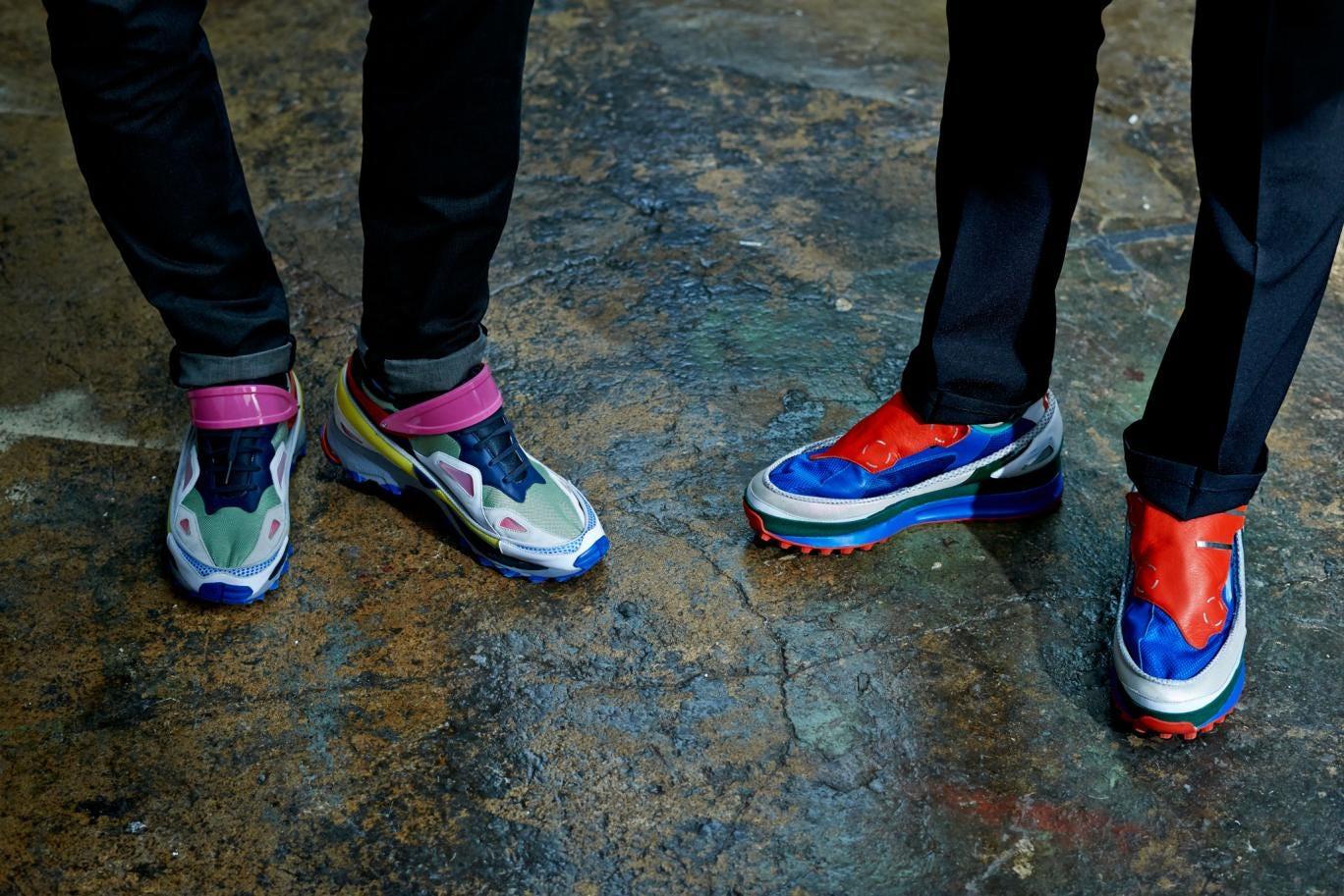 Adidas has bridged the gap between streets and catwalks