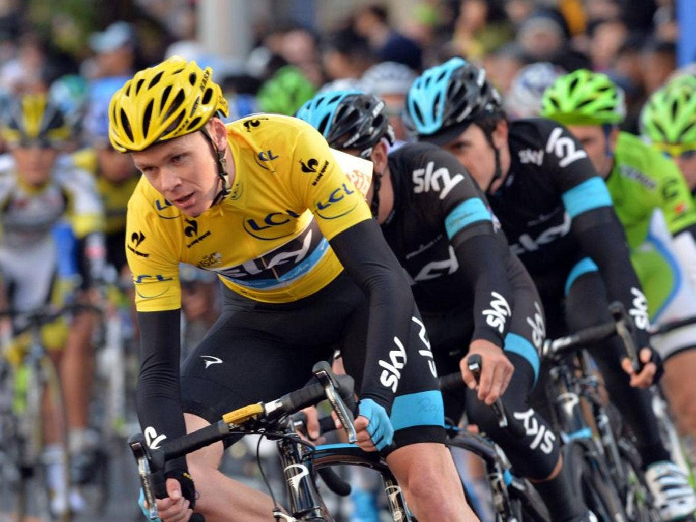 Hosting the Tour de France for two days in Yorkshire has left the organisers with a potential £2.3 million black hole