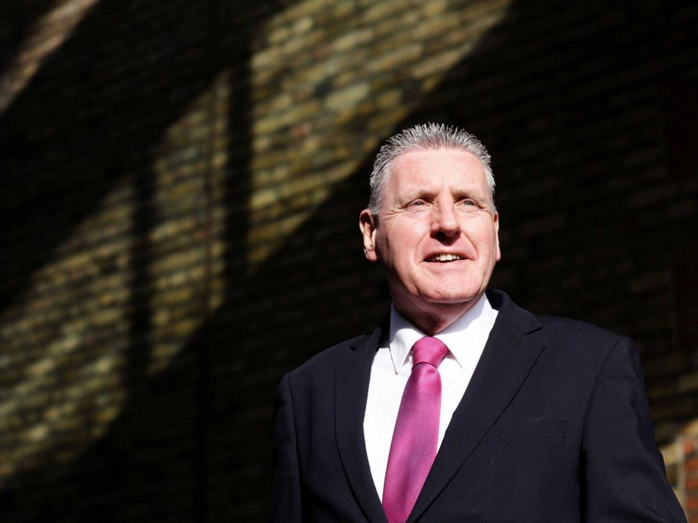 Labour's defence spokesman Vernon Coaker wants to stir public debate