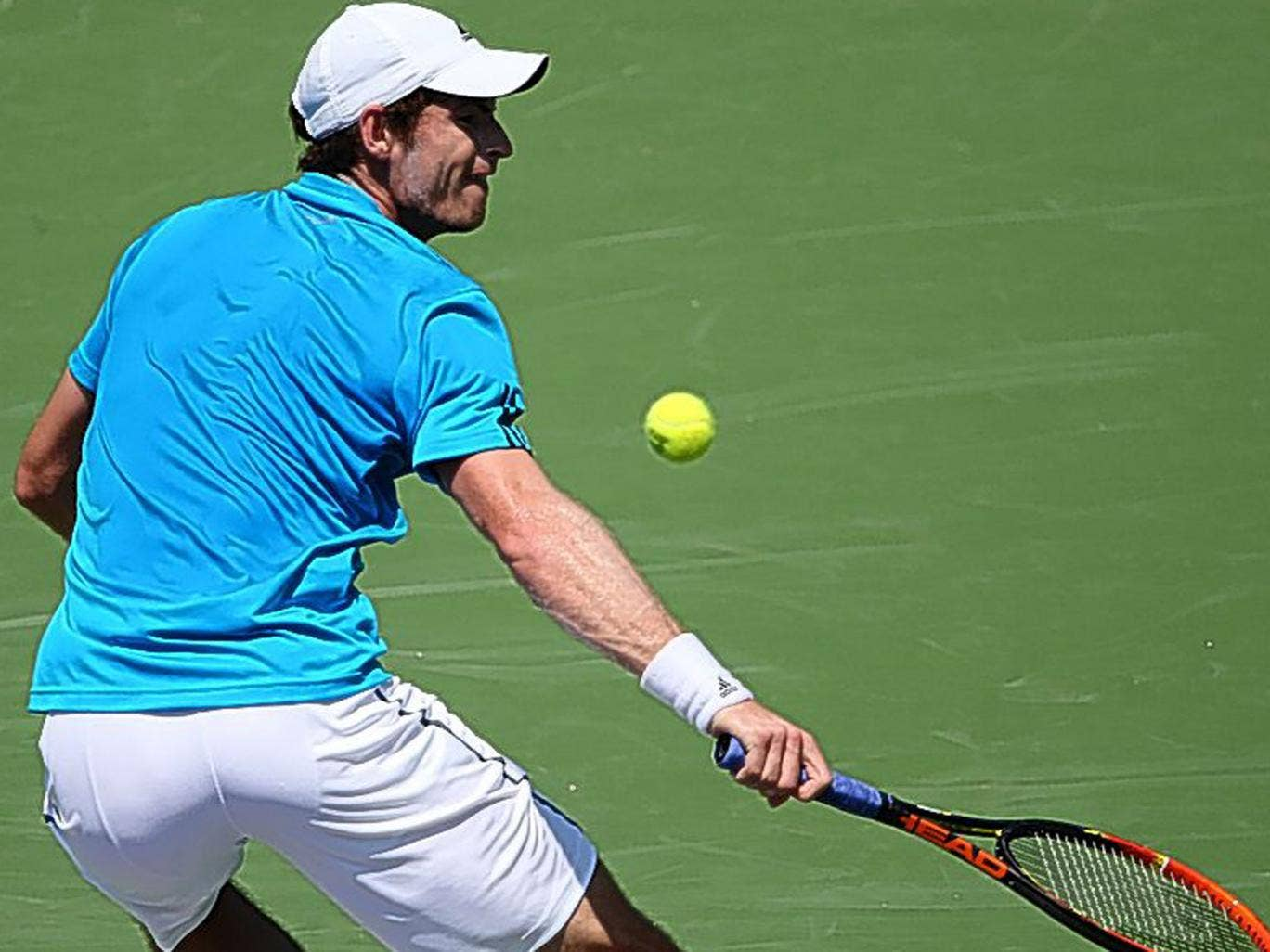 Andy Murray took just 73 minutes to beat Feliciano Lopez in the Miami Masters