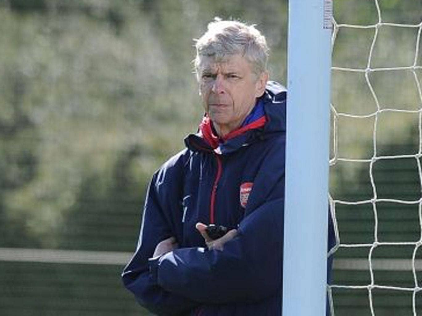 Arsène Wenger has urged his team not to let the 6-0 defeat at Chelsea derail what has been a good season so far