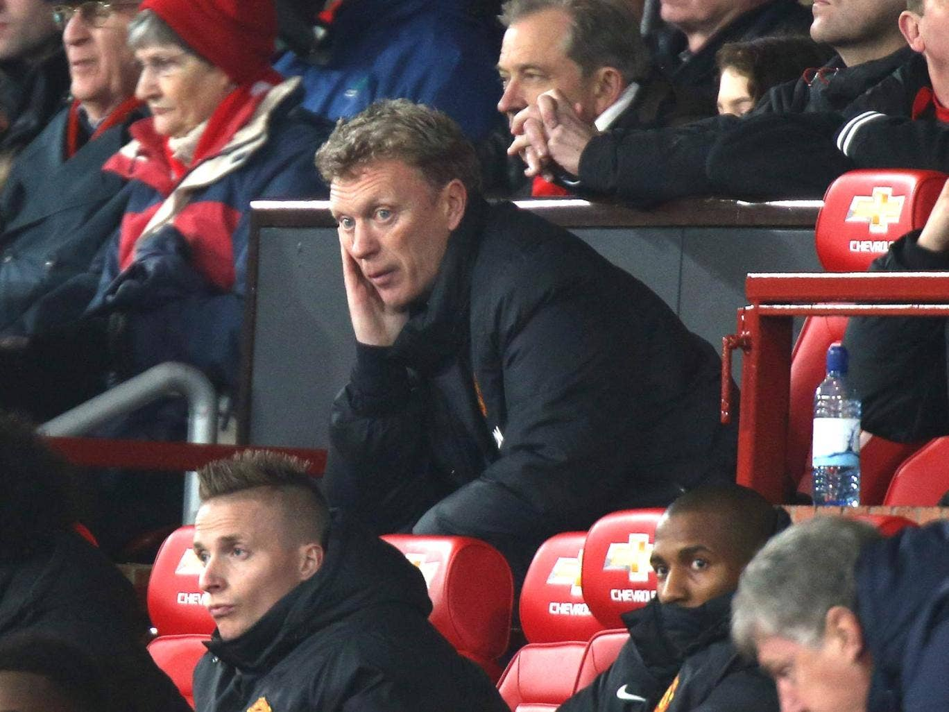 Manchester United will continue to support their beleaguered manager
