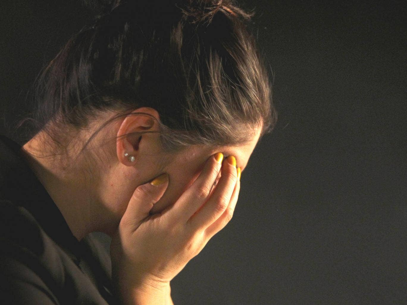 Domestic abuse accounts for eight per cent of all recorded crime