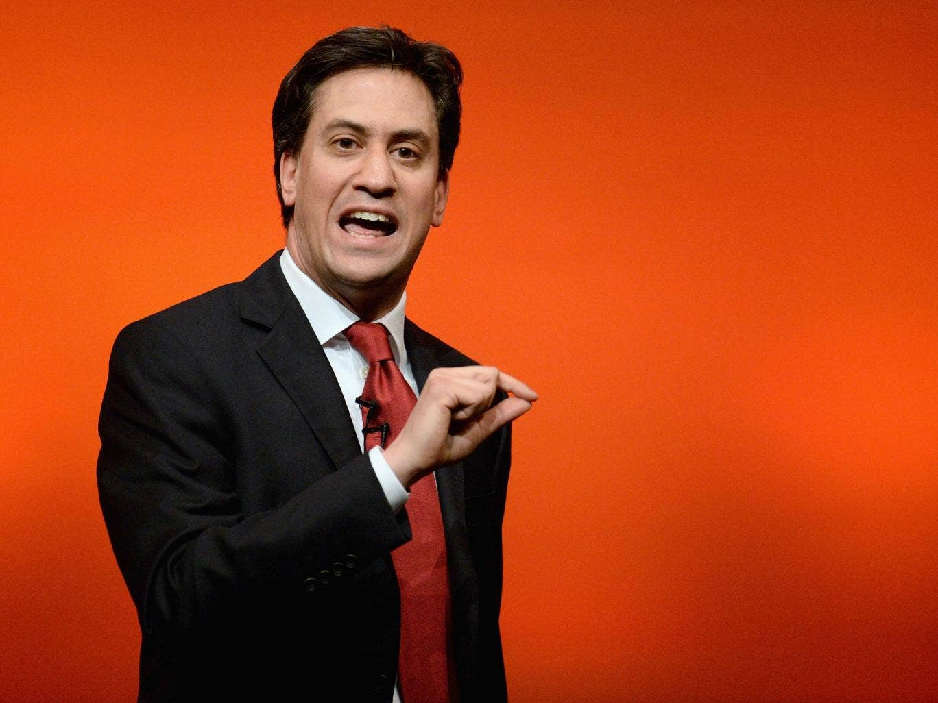 """Ed Miliband will declare that he wants to see small firms """"make bigger profits and become bigger businesses"""""""