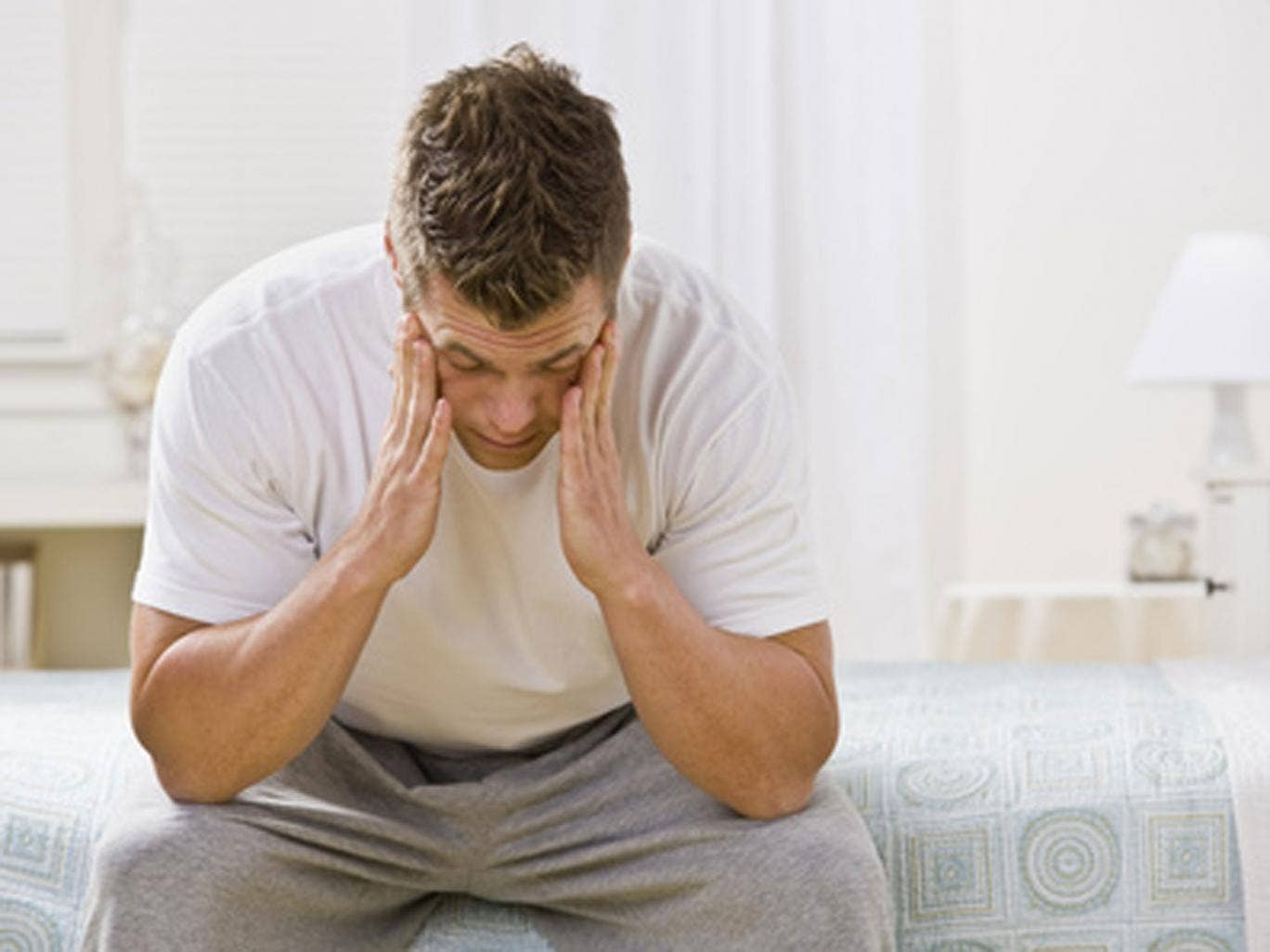 A lack of sleep has a negative impact
