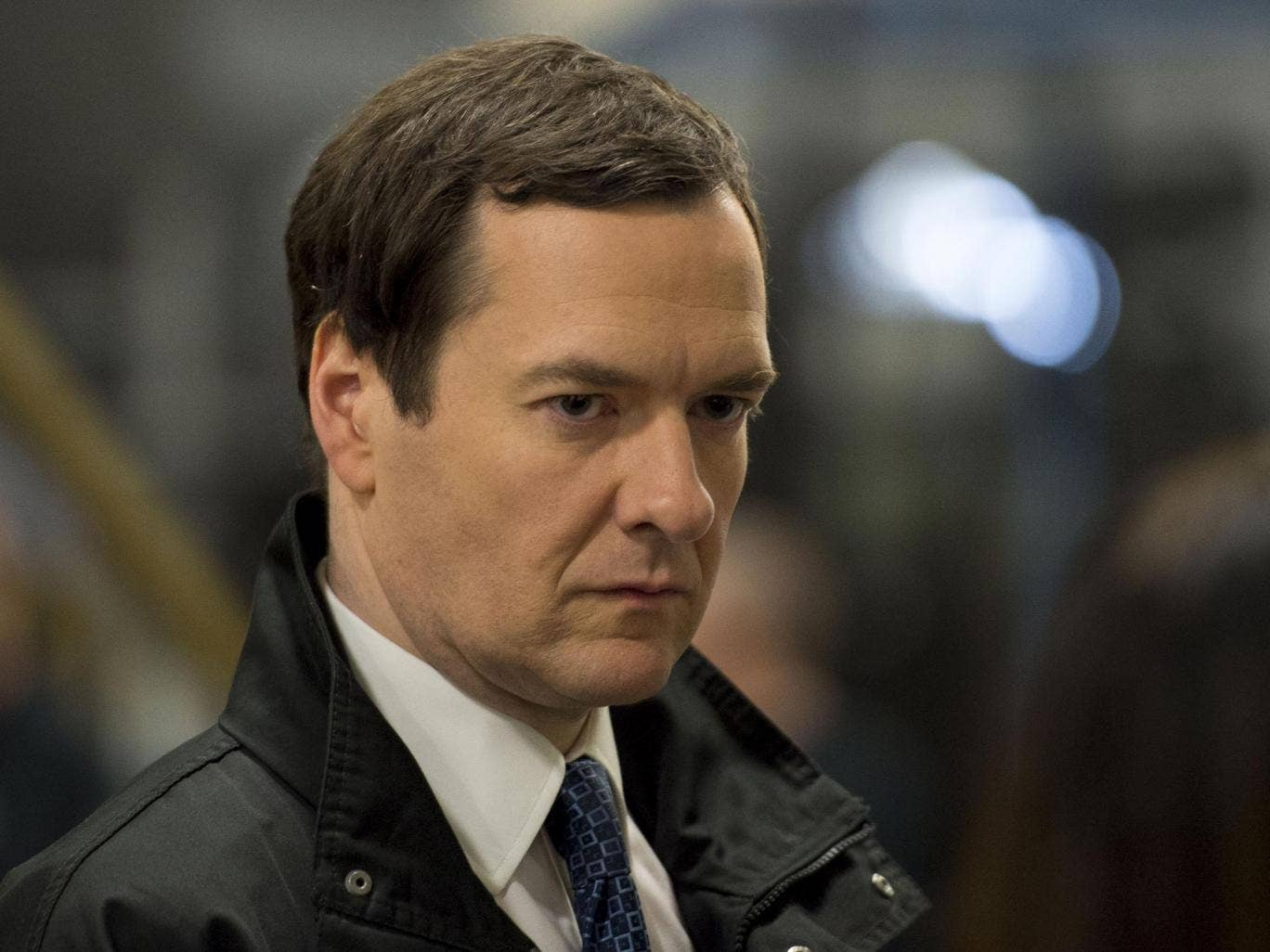 George Osborne's father-in-law has described Britain's Visa rules as 'nasty'
