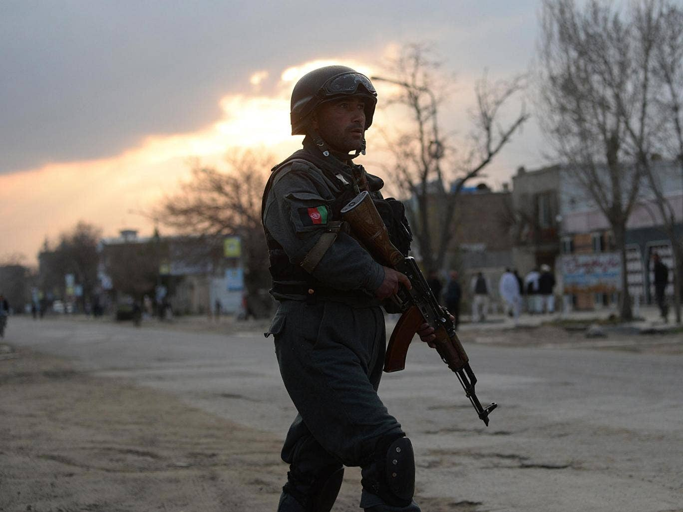 Kabul is already on high alert and people across the country are on edge