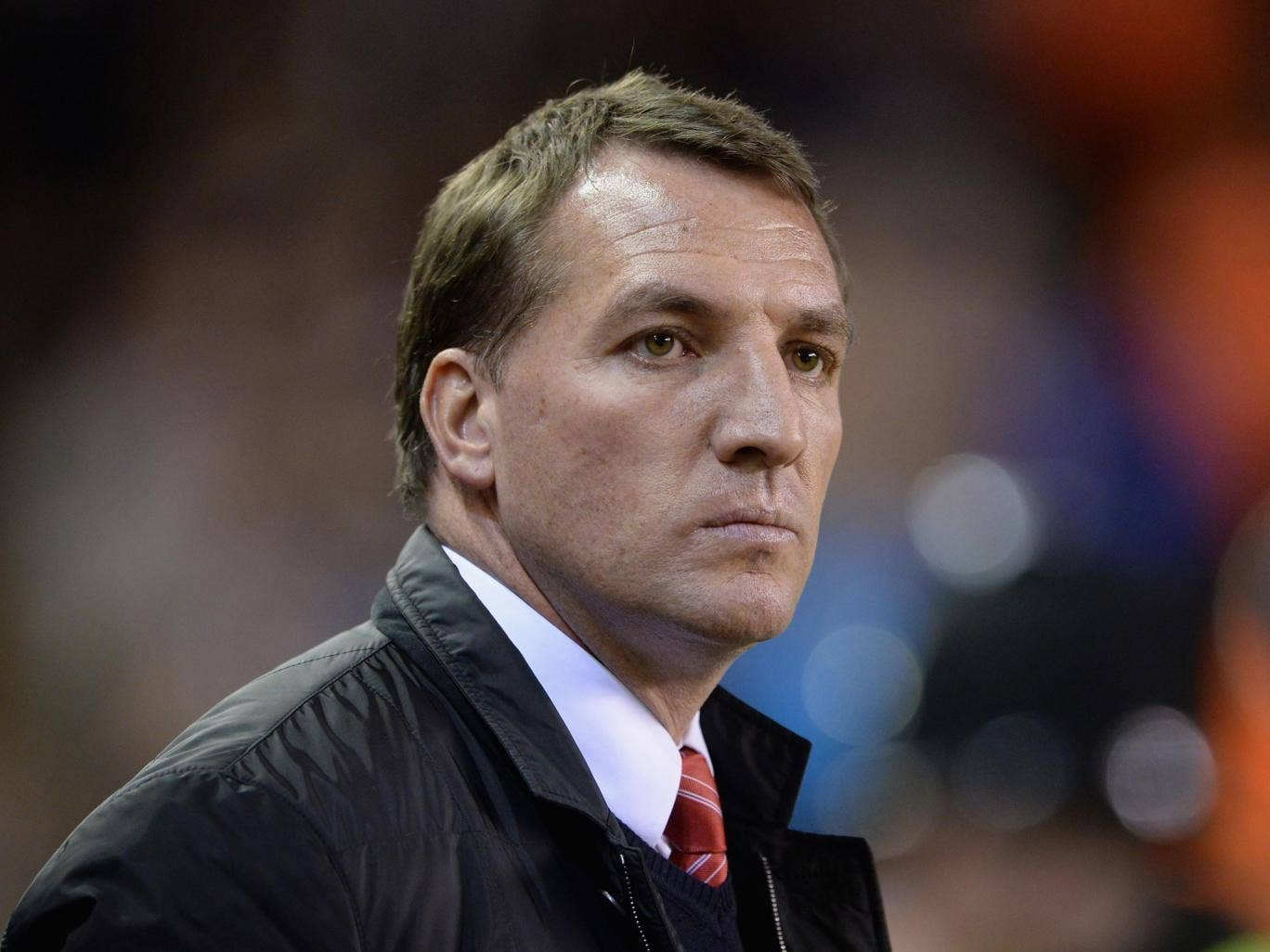 Brendan Rodgers says that failure is how he has succeeded