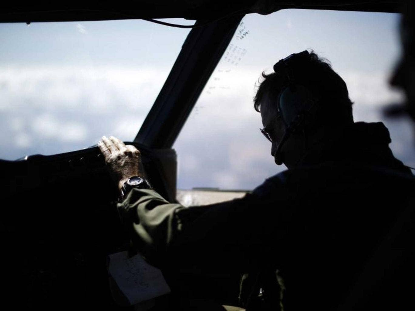 Experts have warned the search for the missing plane will not be easy