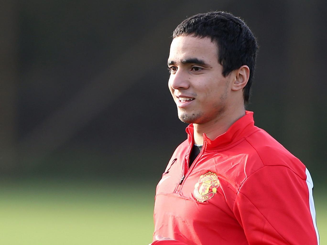 Manchester United defender Rafael